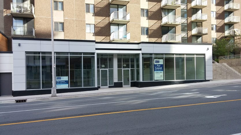 2001 Brunswick St, Halifax street front retail space for lease