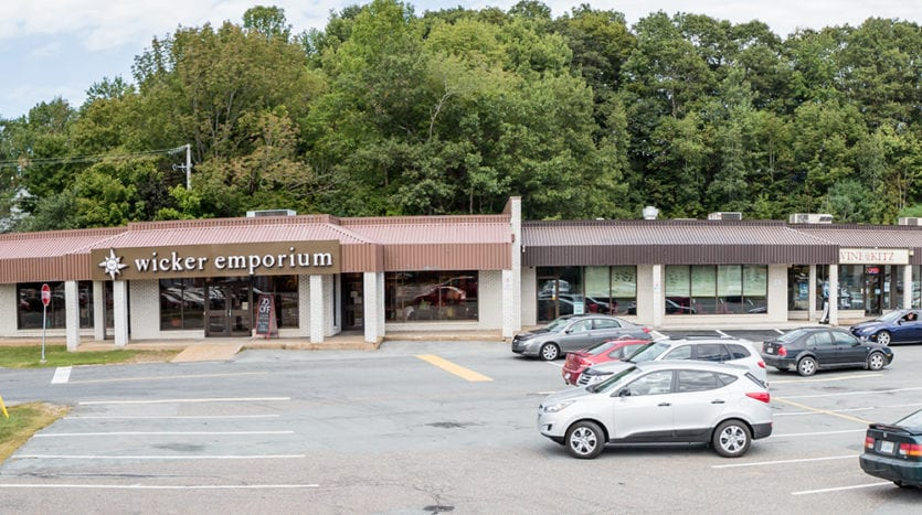 East Side Plaza in Bridgewater - retail space for lease