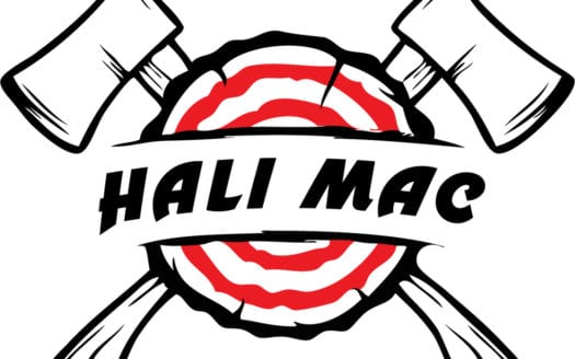 Hali Mac Axe throwing