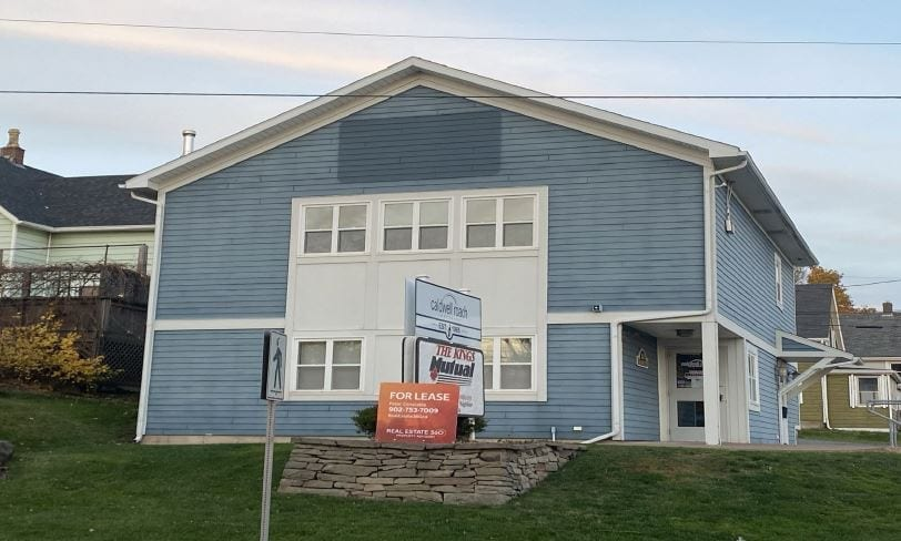 commercial space for lease in Pictou