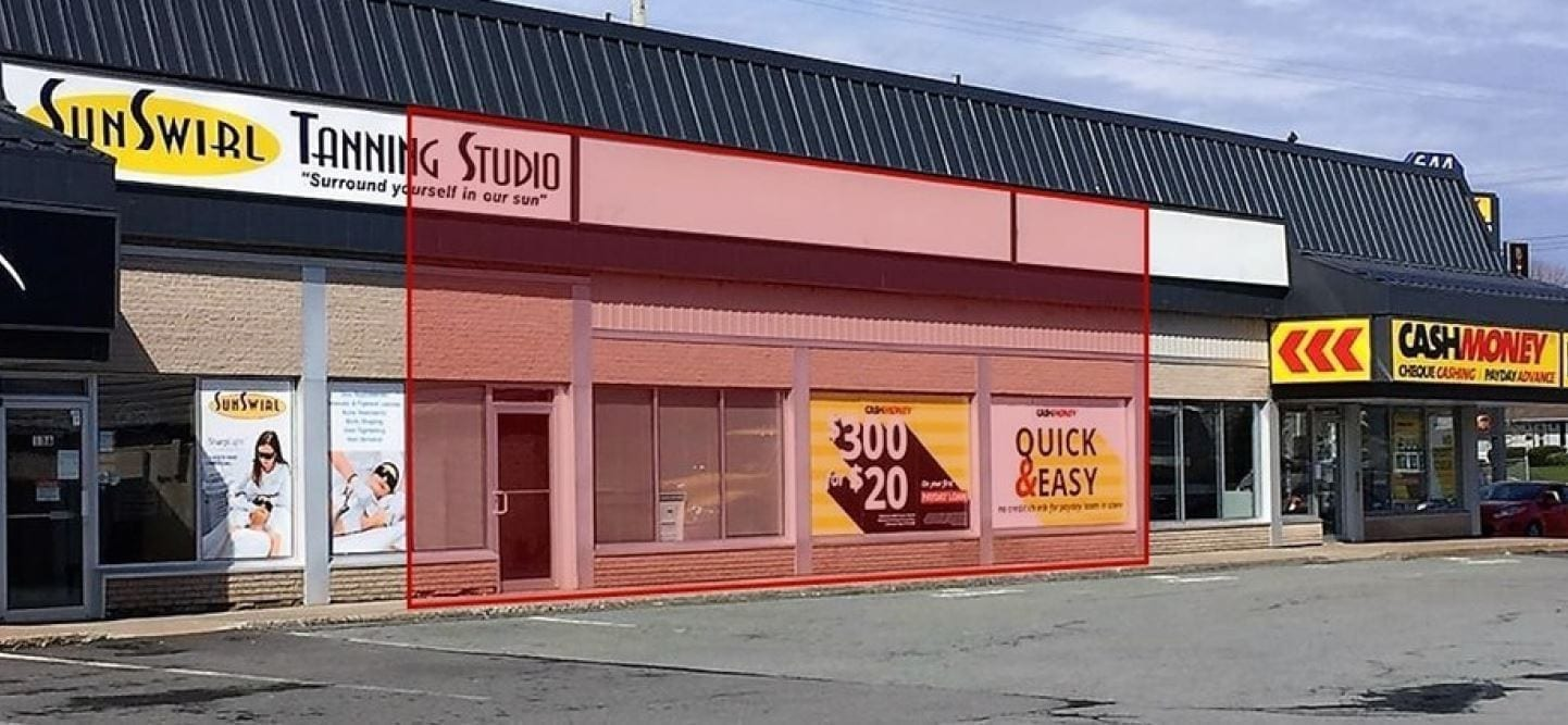 commercial space for lease Dartmouth